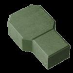 Uni_dekoor_green